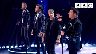 Westlife perform 'Starlight' ⭐️ Strictly Come Dancing ✨ BBC