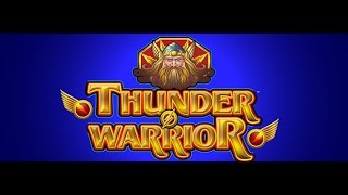 ***Throwback Thursday*** Thunder Warrior - Konami - NICE Win!
