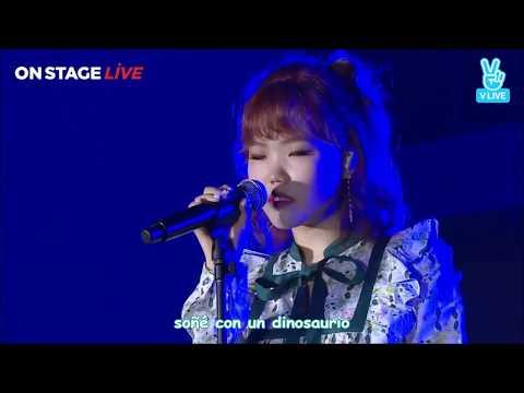 AKMU - DINOSAUR (Sub Español) LIVE | ON STAGE - ENCORE-