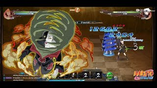 Naruto Online Sage world: Zetsu troll!!!
