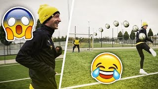 MARCO REUS HUMILIATED MY FRIEND WITH A CRAZY SKILL...
