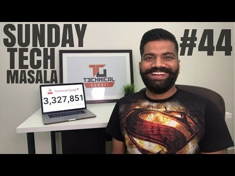 #44 Sunday Tech Masala - Straight Answers...