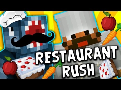 RESTAURANT RUSH! NEW HIVE MINI GAME!