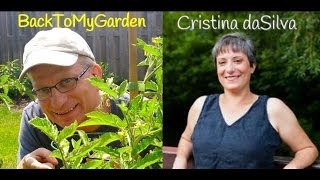 How To Build A Keyhole Garden with Cristina da Silva
