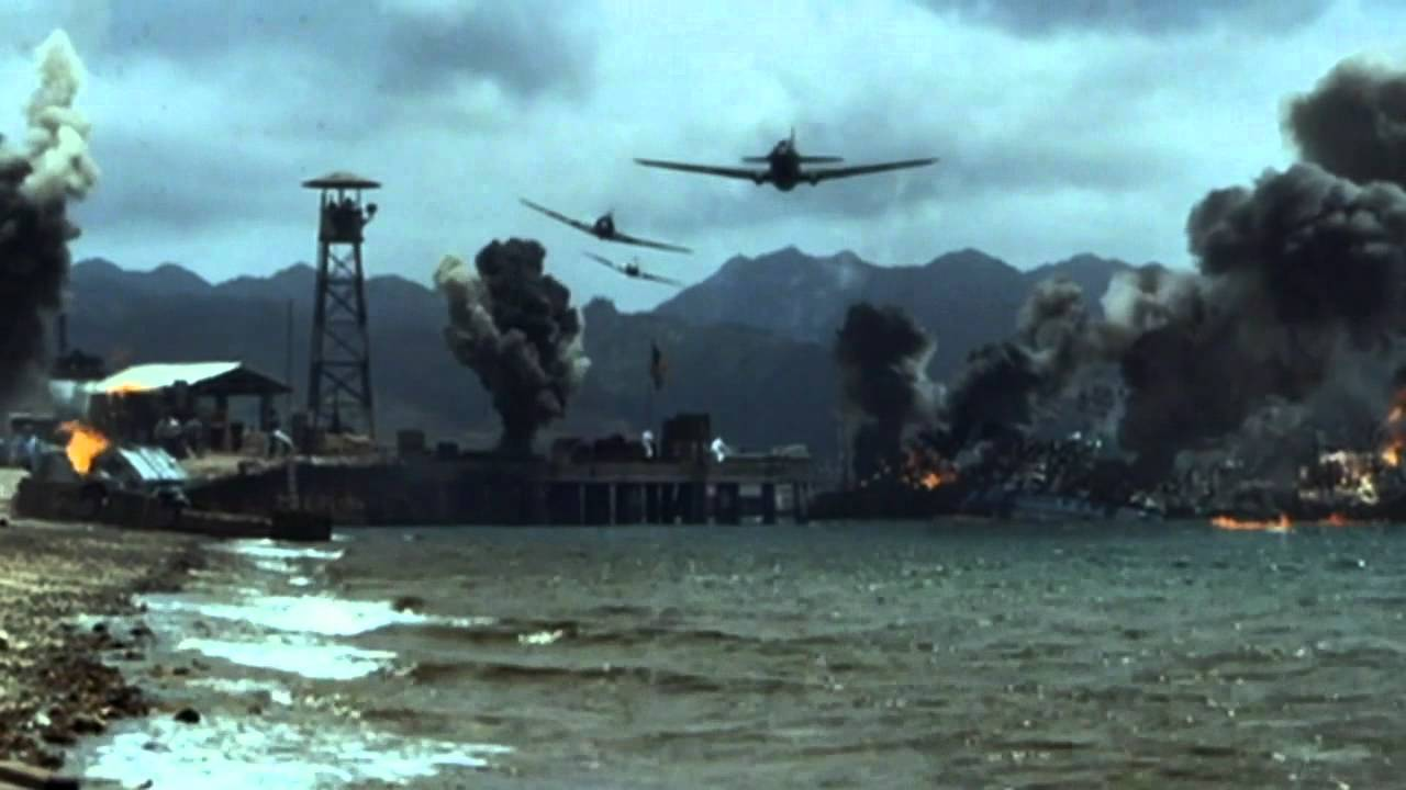 Attack on pearl harbor essays