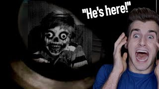 DEAR DAVID (TRUE GHOST STORY) *Don't Watch At Night*