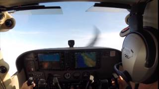 Cessna 172 Power Off Stalls