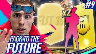 WALKOUT IN OUR RIVAL REWARDS!!! PACK TO THE FUTURE EPISODE 9!!! FIFA 19 Ultimate Team Road to Glory