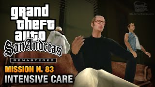 GTA San Andreas Remastered - Mission #83 - Intensive Care (Xbox 360)