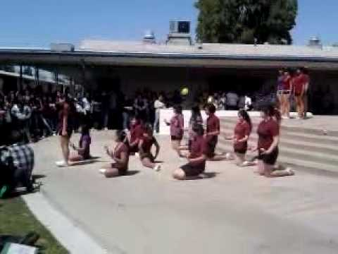 Sun Valley High School Drill Team part 1 - YouTube
