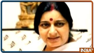 Kashmir will always be an integral part of India Some powerful speeches of Sushma Swaraj