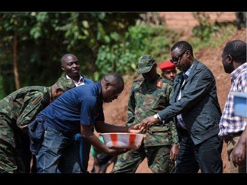 Nyabihu: Gen Kabarebe ni we watangije ibikorwa bya RDF Citizen Outreach Programme