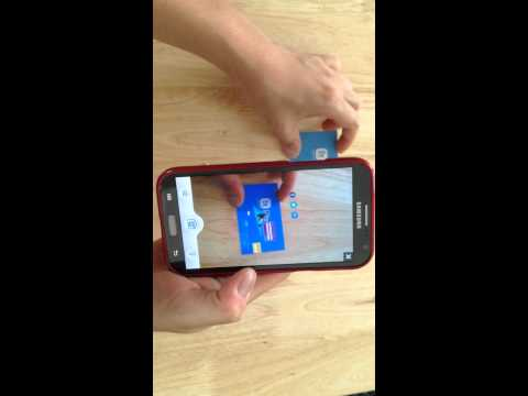 Augmented Reality Business Card with Playme AR