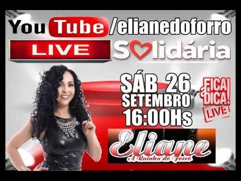 Download LIVE ELIANE A RAINHA DO FORRÓ DICA DE LIVE
