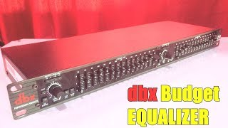 Budget DBX 215 Graphic 15 Band Equalizer from LAZADA - Unboxing & Demo