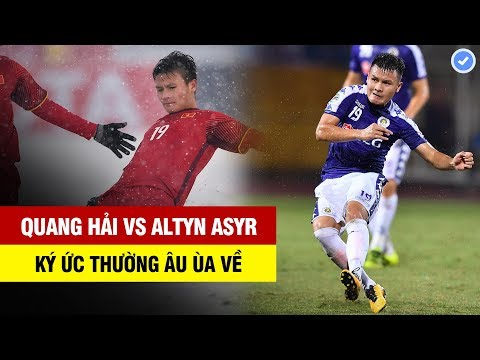 Quang Hải và màn trình diễn để đời trước Altyn Asyr - Bán kết AFC Cup 2019 | Highlights Quang Hai