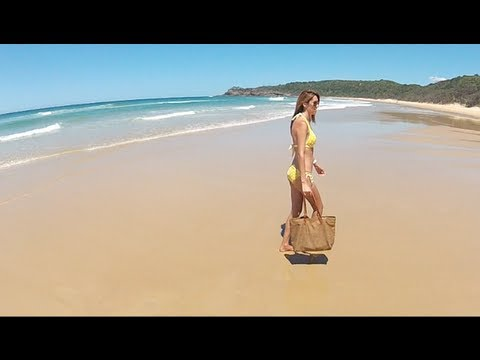 queensland Nudist beach