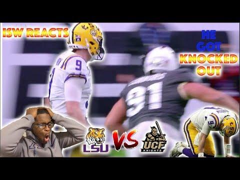Fiesta Bowl Game LSU vs UCF ….Geaux Tigers //