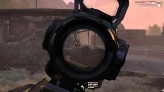 Arma 3 ACE ASR AI bCombat Urban Firefight Test.