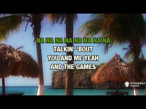Games People Play in the style of Inner Circle | Karaoke with Lyrics