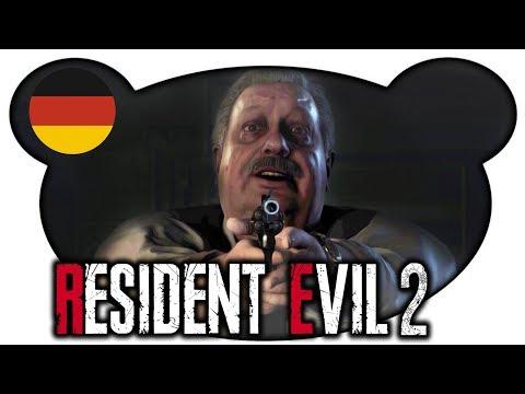 Du Schwein! - Resident Evil 2 Remake Claire ???????? #04 (Horror Gameplay Deutsch)