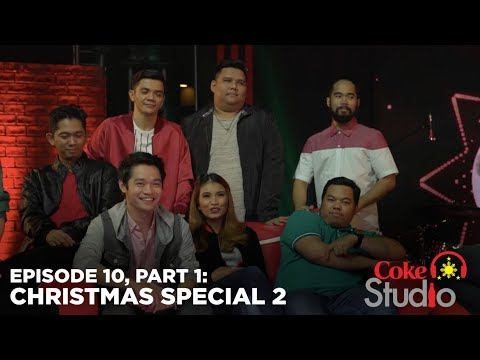 Coke Studio PH Episode 10, Part 1: Christmas Special 2