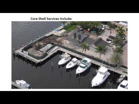 What is a Shell Contractor in Palm Beach County? | Holeman Inc.