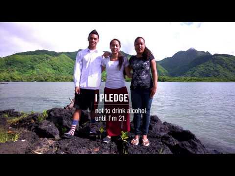 "(American Samoa) PSA #3 – ""Pledge"" [Samoan with English subtitles]"