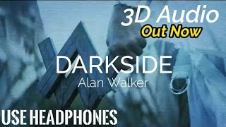 Darkside (Alan Walker) 3D Audio | Use Headphones | Bass Boosted | Mixhound 3D Studio