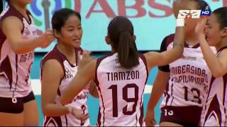 UP Lady Maroons: Best of Nicole Tiamzon | SVL Season 13