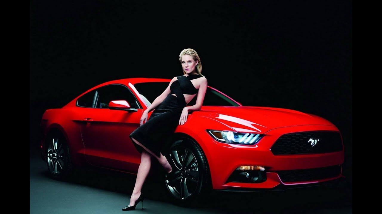 Girls Love Mustangs 2 - YouTube