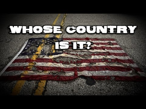 Whose Country Is It? - Zamp Nicall