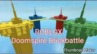 trickshots are op ( roblox doomsphire brickbattle )