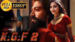K.G.F Chapter 2 FULL MOVIE  HD facts | Yash | Srinidhi Shetty |Sanjay D |Prashanth N | Hombale Films