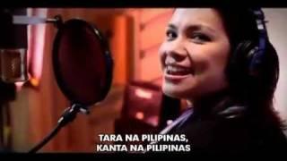 Buong bansa kumaKANTA!!! KANTA PILIPINAS NA! Viral Music Video 01 (ft. Ms. Lea Salonga)
