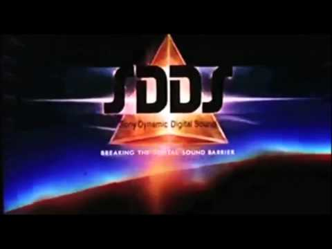 SDDS -Sony Dynamic Digital Sound- Intro (1080p)
