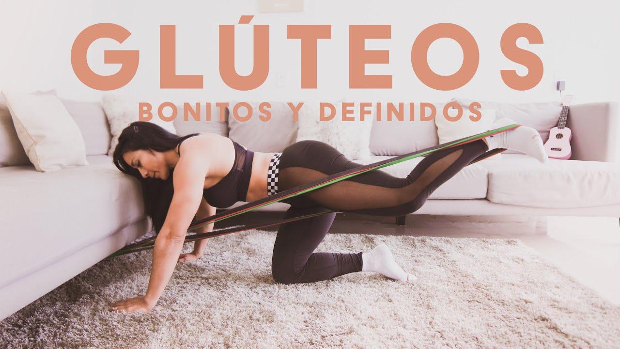 POMPIS BONITAS Y DEFINIDAS 👉 GLUTEOS DE ACERO - YouTube