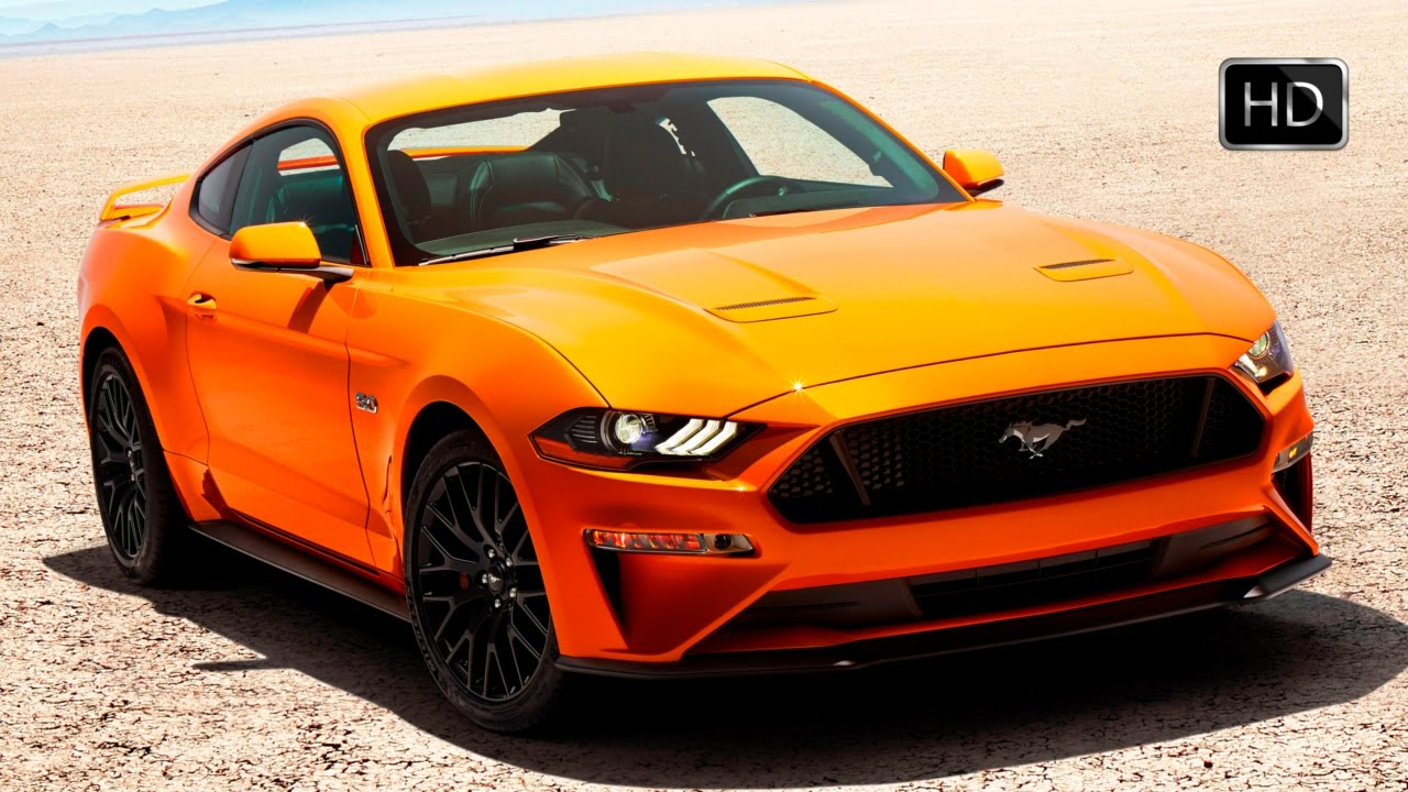ford mustang  gt  performance package design road drive hd youtube