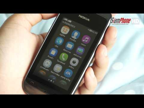 [HD] Review Nokia Asha 310 [TH-SUB]