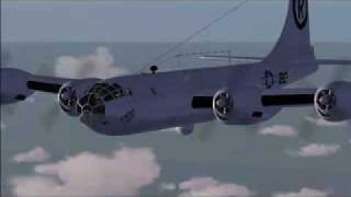 Flight Simulator Tribute To Enola Gay