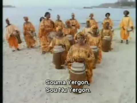 Peter Gabriel & Yossou N Dour-Shaking The Tree