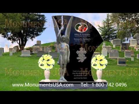 Gold Headstone Paint
