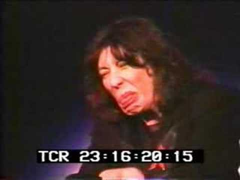 Lily Tomlin/world's oldest beauty expert
