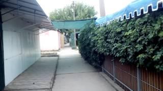 Хорлы Аллея баров и магазинов(Хорлы набережная дорога к морю., 2016-07-15T09:17:25.000Z)