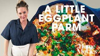 No-Fry Eggplant Parmesan   H๐me Movies with Alison Roman