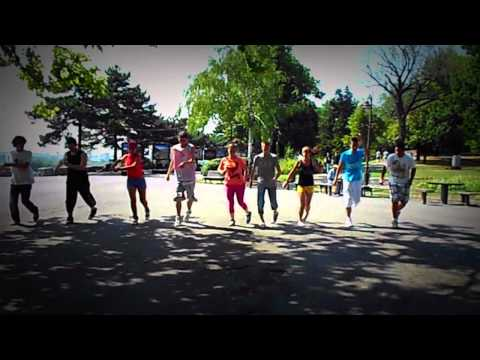 2nd Serbian Jumpstyle Meeting | Belgrade, Kalemegdan fortress 10th July 2012 [HD 720p]