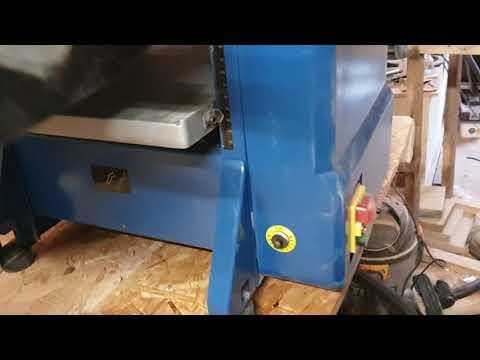 Scheppach Hobelmaschine Review