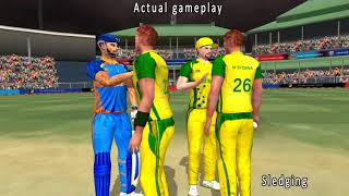 World Cricket Battle - Rain Update Game Play Video [Android & iOS]
