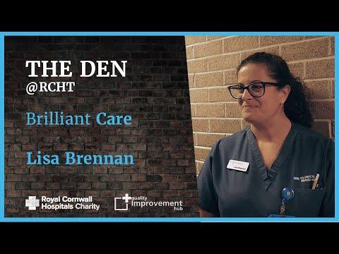 The Den - Brilliant Care - Pitch #2