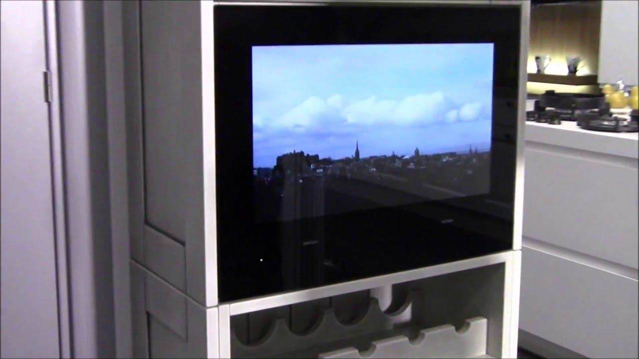 Kitchen Television In Cabinet Tv For Kitchen Avis Avs220k Youtube